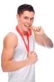αθλητικός τύπος στοκ εικόνες με δικαίωμα ελεύθερης χρήσης