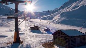 αθλητικός χειμώνας Στοκ φωτογραφία με δικαίωμα ελεύθερης χρήσης