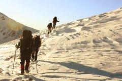 αθλητικός χειμώνας Στοκ Φωτογραφίες
