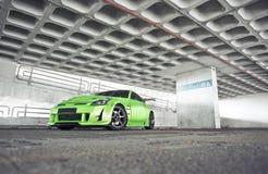 Αθλητικό αυτοκίνητο Στοκ Εικόνες