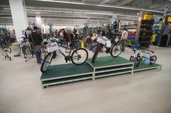 Αθλητικό κατάστημα Decathlon Στοκ Εικόνα