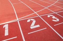 αθλητισμός ανταγωνισμού Στοκ Εικόνες