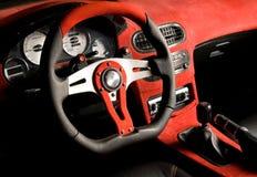 αθλητισμός αυτοκινήτων που συντονίζεται Στοκ Εικόνες