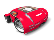 αθλητισμός αυτοκινήτων διανυσματική απεικόνιση