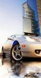 αθλητισμός αυτοκινήτων στοκ εικόνα με δικαίωμα ελεύθερης χρήσης