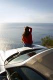αθλητισμός αυτοκινήτων Στοκ φωτογραφίες με δικαίωμα ελεύθερης χρήσης