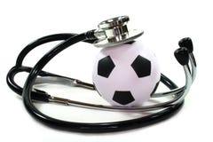 αθλητισμός ιατρικής Στοκ εικόνα με δικαίωμα ελεύθερης χρήσης