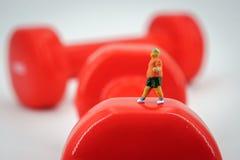 Αθλητισμός και έννοια ικανότητας Στοκ Φωτογραφίες