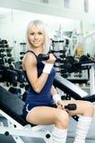 αθλητισμός κοριτσιών Στοκ φωτογραφίες με δικαίωμα ελεύθερης χρήσης