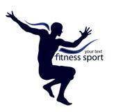 αθλητισμός λογότυπων Στοκ εικόνα με δικαίωμα ελεύθερης χρήσης