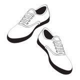αθλητισμός παπουτσιών ελεύθερη απεικόνιση δικαιώματος