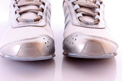 αθλητισμός παπουτσιών Στοκ φωτογραφίες με δικαίωμα ελεύθερης χρήσης