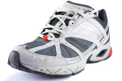 αθλητισμός παπουτσιών Στοκ εικόνες με δικαίωμα ελεύθερης χρήσης