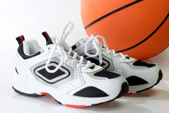 αθλητισμός παπουτσιών Στοκ Εικόνες