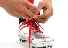 αθλητισμός παπουτσιών Στοκ Εικόνα