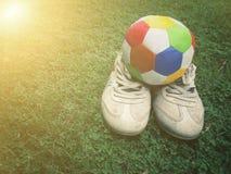 Αθλητισμός ποδοσφαίρου Στοκ εικόνες με δικαίωμα ελεύθερης χρήσης