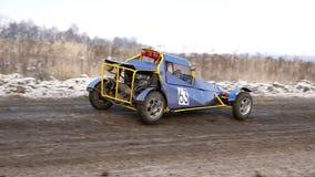 αθλητισμός Σταυρός αθλητικών αγωνιστικών αυτοκινήτων φιλμ μικρού μήκους