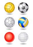 αθλητισμός σφαιρών απεικόνιση αποθεμάτων
