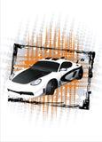 αθλητισμός 02 αυτοκινήτων απεικόνιση αποθεμάτων