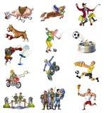 αθλητισμός 4 Στοκ εικόνες με δικαίωμα ελεύθερης χρήσης