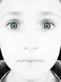 αθώα γυναίκα Στοκ Εικόνες