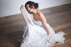 Αθώα νύφη Στοκ Εικόνες