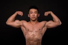 αθλητής Κορεάτης Στοκ Εικόνα