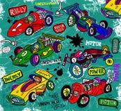 Αθλητικά αυτοκίνητα Στοκ εικόνα με δικαίωμα ελεύθερης χρήσης