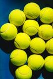 αθλητική αντισφαίριση σειράς παιχνιδιών σφαιρών ανασκόπησης Στοκ φωτογραφία με δικαίωμα ελεύθερης χρήσης