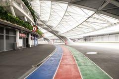 Αθλητική πλήμνη Σιγκαπούρη Στοκ εικόνες με δικαίωμα ελεύθερης χρήσης