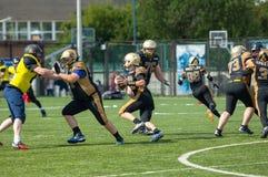 Αθλητική στιγμή Στοκ Φωτογραφία