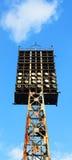 Αθλητικός ελαφρύς πύργος Στοκ Εικόνες