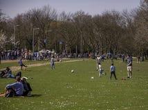 Αθλητικός χρόνος Στοκ Εικόνα