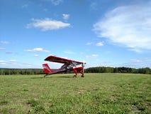 Αθλητικό αεροπλάνο Στοκ φωτογραφία με δικαίωμα ελεύθερης χρήσης
