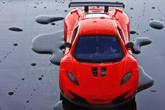 Αθλητικό αυτοκίνητο παιχνιδιών Στοκ Φωτογραφίες