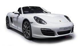 Αθλητικό αυτοκίνητο της Porsche Στοκ Εικόνα