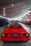 Αθλητικό αυτοκίνητο Ferrari 328 GTS (τύπος F106), 1986 Στοκ φωτογραφία με δικαίωμα ελεύθερης χρήσης