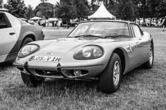 Αθλητικό αυτοκίνητο Marcos 1800 GT, 1965 Στοκ εικόνα με δικαίωμα ελεύθερης χρήσης