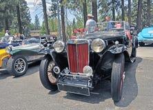 Αθλητικό αυτοκίνητο MG Στοκ Εικόνες