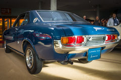 Αθλητικό αυτοκίνητο Toyota Celica Coupe 1600 GT, 1974 Στοκ εικόνες με δικαίωμα ελεύθερης χρήσης