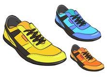 Αθλητικό παπούτσι Στοκ εικόνες με δικαίωμα ελεύθερης χρήσης