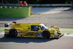 Αθλητικό πρωτότυπο φλυτζανιών του Le Mans Michelin Στοκ Εικόνες