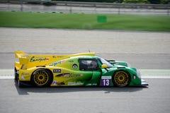 Αθλητικό πρωτότυπο Ligier στο κύκλωμα Monza Στοκ φωτογραφίες με δικαίωμα ελεύθερης χρήσης