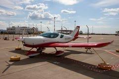 Αθλητικό ταχύπλοο σκάφος αεροσκαφών Στοκ Εικόνες