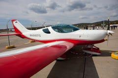 Αθλητικό ταχύπλοο σκάφος αεροσκαφών Στοκ φωτογραφία με δικαίωμα ελεύθερης χρήσης