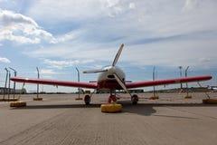 Αθλητικό ταχύπλοο σκάφος αεροσκαφών Στοκ Φωτογραφίες