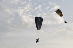 Αθλητισμός ανεμόπτερου Στοκ Φωτογραφίες
