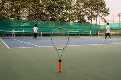 Αθλητισμός αντισφαίρισης Στοκ Εικόνες
