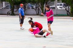 Αθλητισμός παιχνιδιού για την υγεία Στοκ Εικόνα