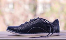 αθλητισμός παπουτσιών ατό& Στοκ Φωτογραφία
